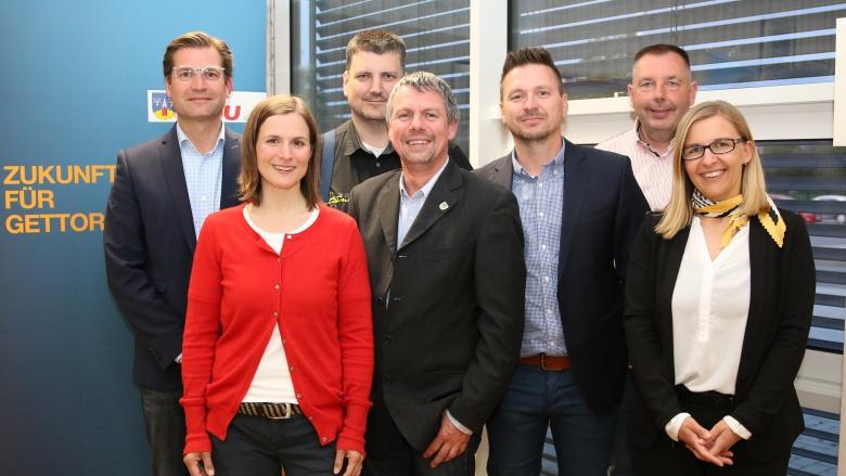 Anpacken für Gettorf. CDU Vorstand 2019