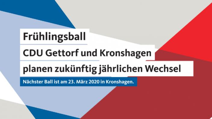 PM Frühlingsball